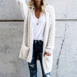 Jackets & Blazers - ✨LAST ONE PARIS✨Chic hot trend fuzzy cardigans